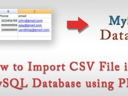 How-to-Import-CSV-File-into-MySQL-Database-using-PHP