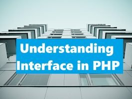 understanding interface and its practical implementation in php