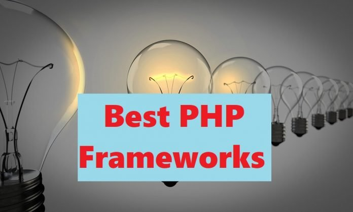 Top 5 PHP Frameworks for web development in 2018
