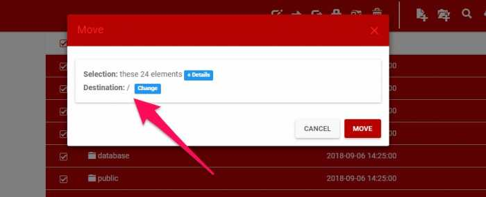 How to deploy laravel project in 000webhost
